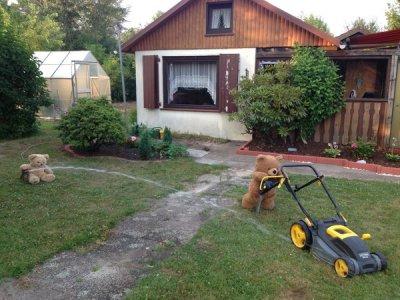 Gartenarbeit in Bremen